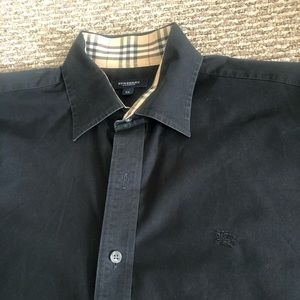 Xl Men's Burberry shirt